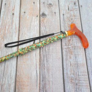 Fabric walking cane supplier