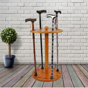 Walking stick stand