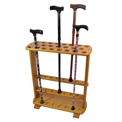 walking stick stands