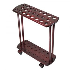 Walking stick stand Holds 23 Sticks