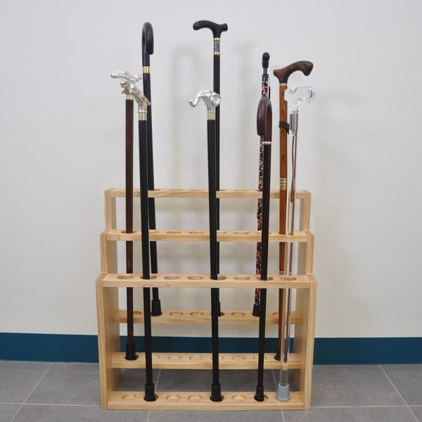 Woods Walking Cane Stand