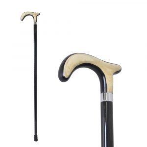 Luxury buffalo Horn Walking Stick